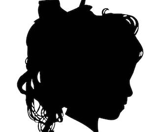Custom silhouette