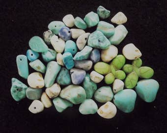 Stone Charms