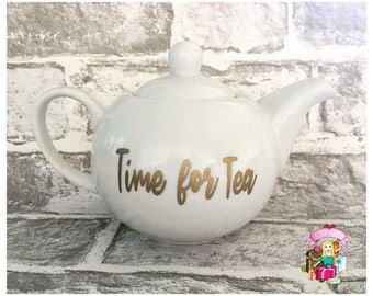 Time for Tea teapot