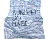 Summer So Hard tank