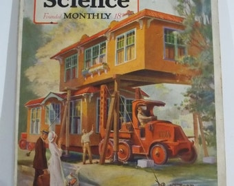 Popular Science Monthly Vol. 99 #22, August 1921