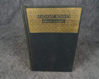 Madame Bovary By Gustave Flaubert Hardcover C. 1924