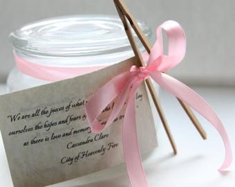 Personalized Memorial Candle Keepsake Token Sympathy Gift Condolence Gift Loss Of Loved