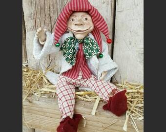 Custom made poseable dolls, Elves and fairies.