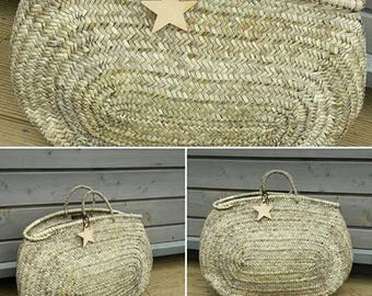 Basket, tote chic and Bohemian