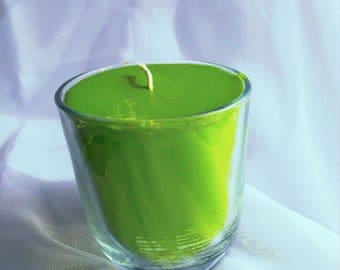 Limelight soy jar candle