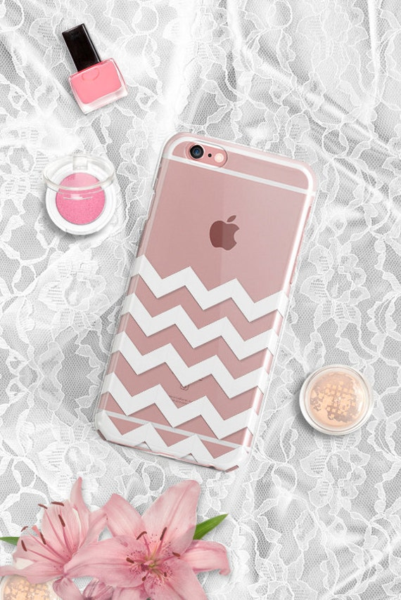 Clear iPhone 7 Case Chevron Clear iPhone 7 Plus Case iPhone 6 case Transparent iPhone 6s case Tribal iPhone 6 plus case Clear iPhone SE case
