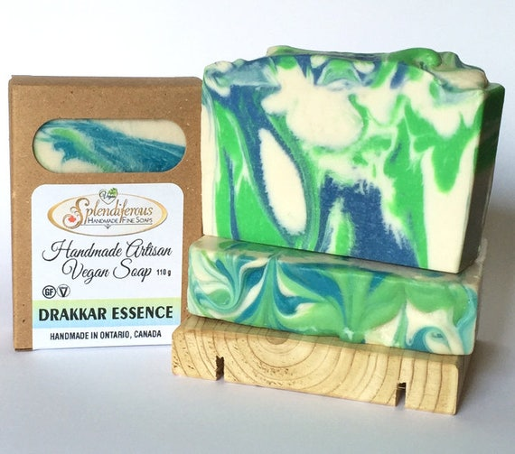 Drakkar Essence Handmade Soap