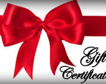 Southern Charm Outlaw Gift Certificate