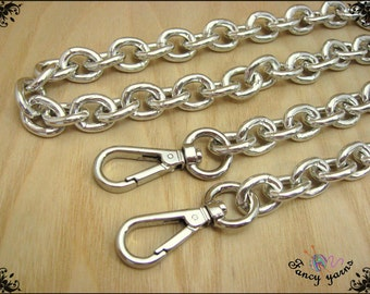 Chain bag, oval mm.14 available in 7 sizes