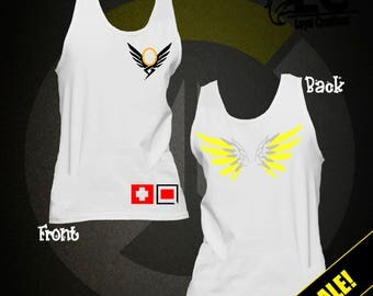 Overwatch-Mercy Tank Top