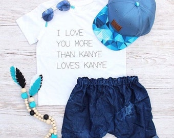 Tee 'I Love You More Than Kanye Loved Kanye'