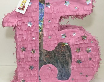 Fifthteenth Birthday Pinata Double Digits Mis Quince