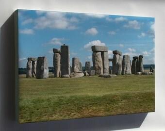 Canvas 24x36; Stonehenge P3