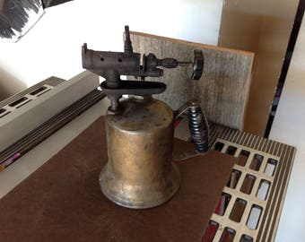 Antique, Vintage, Blow Torch