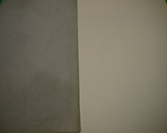 """Leather panels smooth Grain 18""""x 24"""" for ( 5 ) pieces."""
