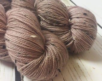 Harris Sock / Milton - Light / Superwash Merino-Tweed