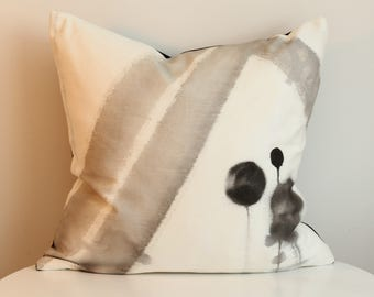 Alley 1L - Hand Painted / Hand Crafted Accent Cushion Cover