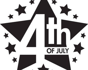 4TH of July SVG FILE