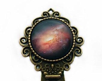 NASA Photograph Galaxy Messier 106 Bookmark