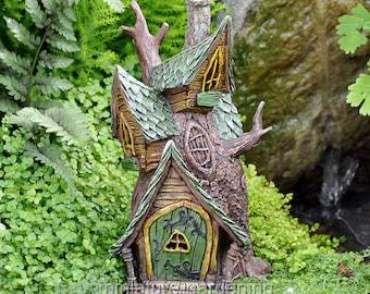 Tree House for Miniature Garden, Fairy Garden