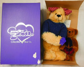 Annette Funicello Collectible My Heart Belongs To You Bear, Limited Edition Teddy Bear