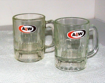 A&W Baby Beer Mugs Nice Mugs Bad Photo