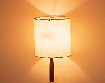Ceramic Lamp and Shade 227