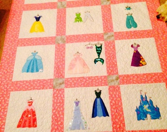 Disney Appliqu 233 Quilt Cross Stitch By Chitownstitching On Etsy