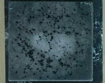 Peppermint Coal Soap