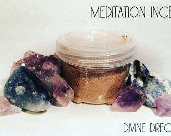 Loose Meditation Incense