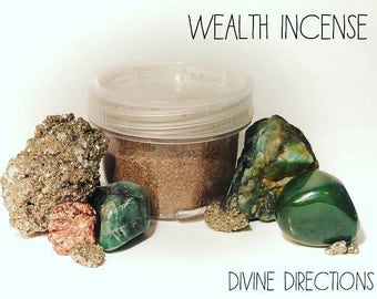 Loose Wealth Incense