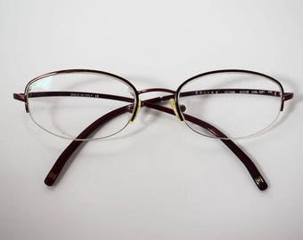 Celine Vc1058 Vintage Optical Women Glasses Frames Spectacles