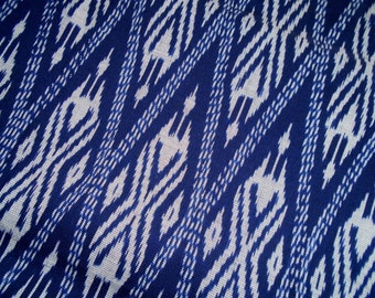 Hand Woven Cotton Textile from Thailand