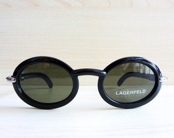 KARL LAGERFELD 4116 vintage sunglasses made in France nos