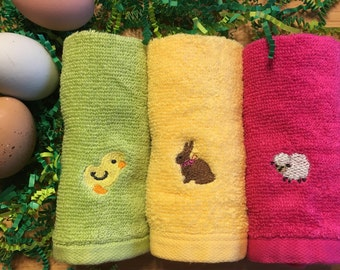 Special Spring Delivery - washcloths
