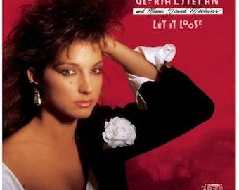 "Gloria Estefan and Miami Sound Machine - ""Let It Loose"" vinyl"