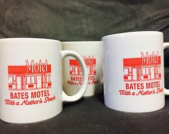BATES MOTEL MUG & Keytag Combo