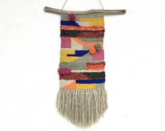 Woven Wall Hanging Weaving - wall art