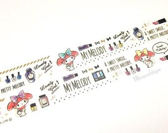 CUTE MODEL - My Melody washi tape (B0030)