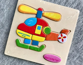 Wooden puzzle , Education toy, perfect toy for kids, Christmas gift for kids.