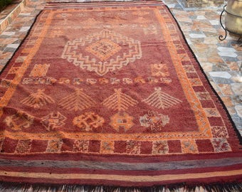 Beautiful BouJaad vintage rug