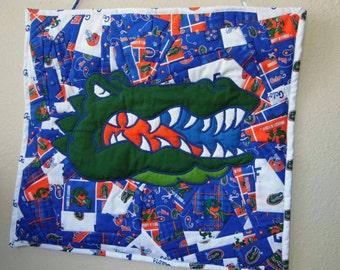 Florida Gators' Inspired Wall Banner : Frankin-Gator