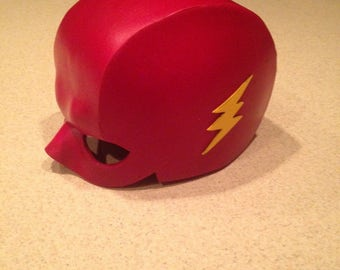 The Flash Helmet Mask