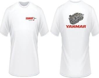 Yanmar Marine Diesel Engine T-Shirt
