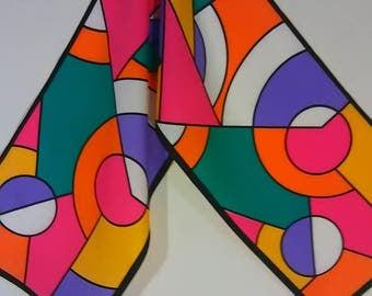 68.  Beautiful Echo scarf