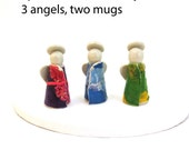 3 Angels and 2 mugs