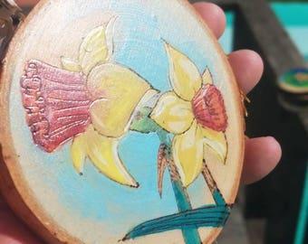 Daffodils - by Yarrish Arts
