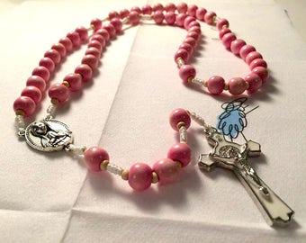 Rosary rose