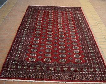 Stunning Bokhara Oriental rug 100% wool